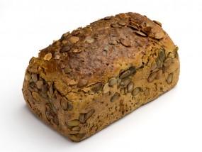 Kartoffel-Karotten-Kürbisbrot-Brot