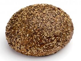 Power-Saaten-Brot (kohlenhydratarmes Brot)