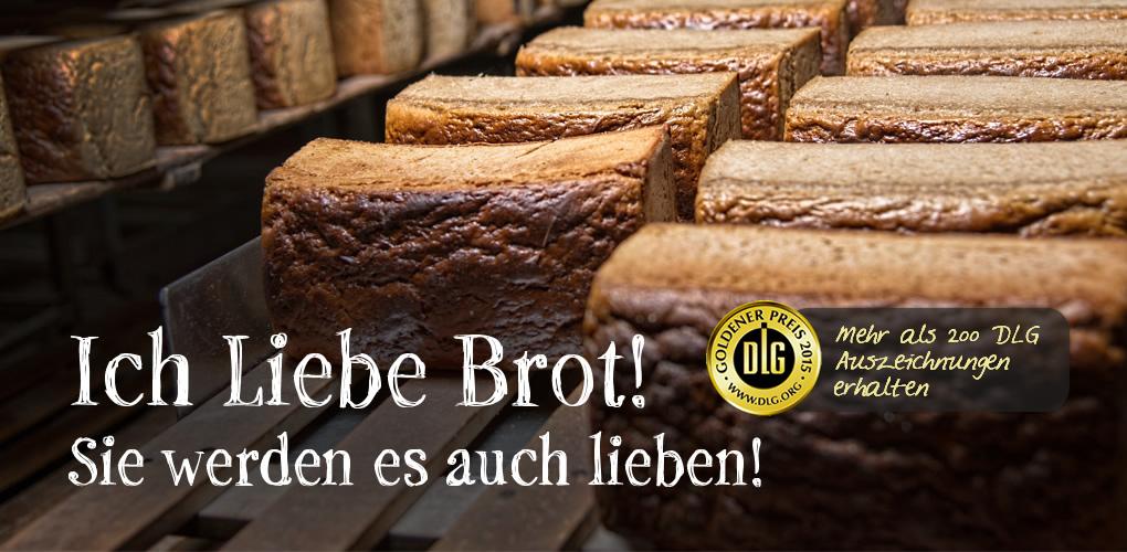 Ich liebe Brot Titelbild